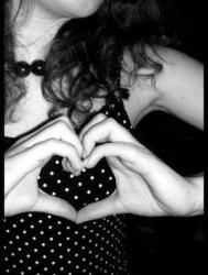 ты в моем сердце